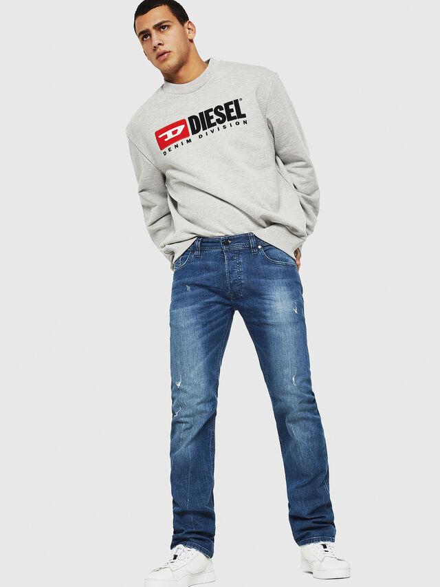 Diesel - Safado C84KY, Mittelblau - Jeans - Image 5