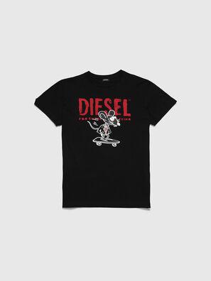 CL-T-DIEGO-1, Schwarz - T-Shirts