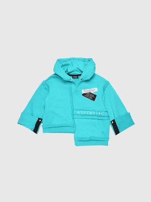 SMIKIJ, Azurblau - Sweatshirts