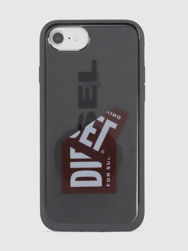 Diesel STICKER IPHONE 8/7/6S/6 CASE, Schwarz - Schutzhüllen - Image 2