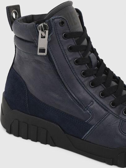 Diesel - S-RUA MID, Blau - Sneakers - Image 6