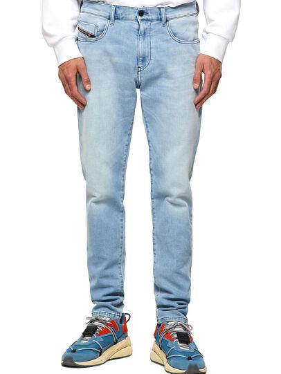 Diesel - D-Strukt JoggJeans® Z69VL, Hellblau - Jeans - Image 1