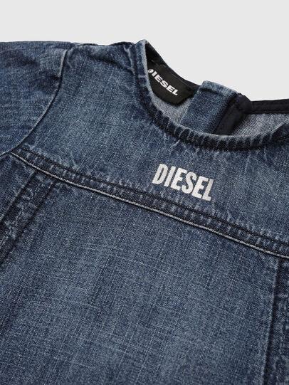 Diesel - DREXIB, Mittelblau - Kleider - Image 3