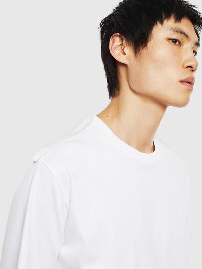 Diesel - T-ZAFIR, Weiß - T-Shirts - Image 3
