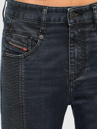 Diesel - Fayza JoggJeans 069PQ, Dunkelblau - Jeans - Image 3
