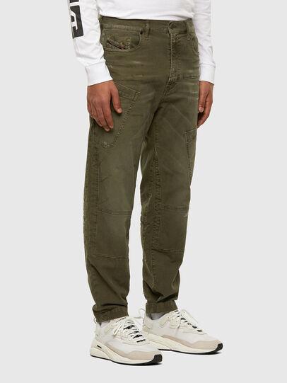 Diesel - D-Azzer JoggJeans® 069NF, Armeegrün - Jeans - Image 5