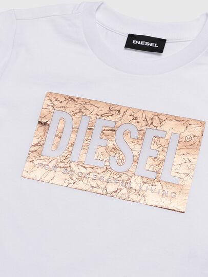 Diesel - TIRRIB-R, Weiß - T-Shirts und Tops - Image 3