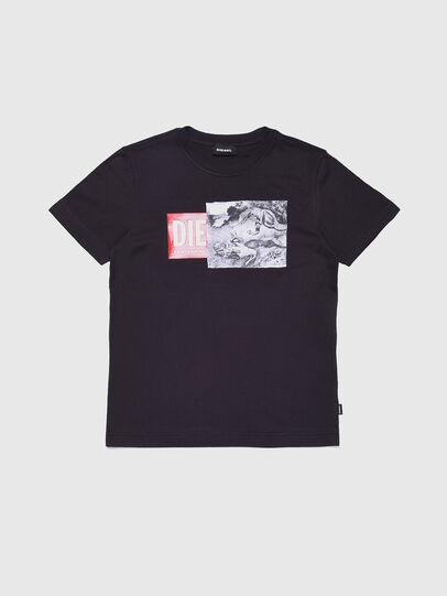 Diesel - TJUSTXH, Schwarz - T-Shirts und Tops - Image 1