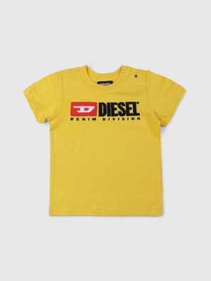 TJUSTDIVISIONB, Gelb - T-Shirts und Tops