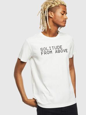 T-DIEGO-J13, Weiß - T-Shirts