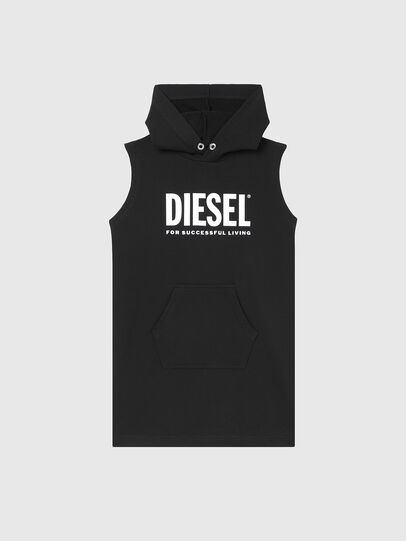 Diesel - DILSET SM, Schwarz - Kleider - Image 1