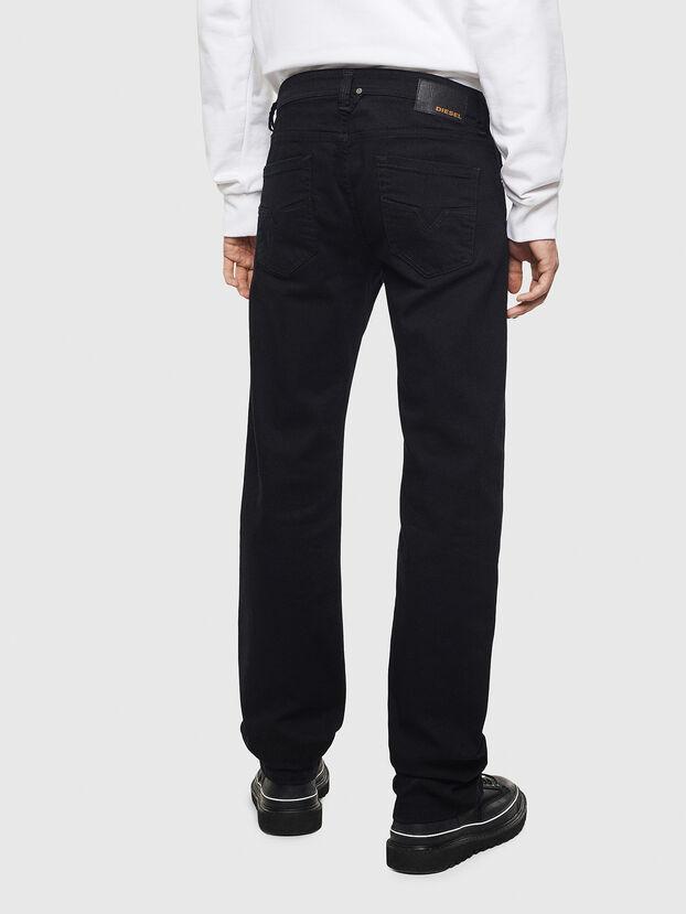 Larkee 0688H, Schwarz/Dunkelgrau - Jeans