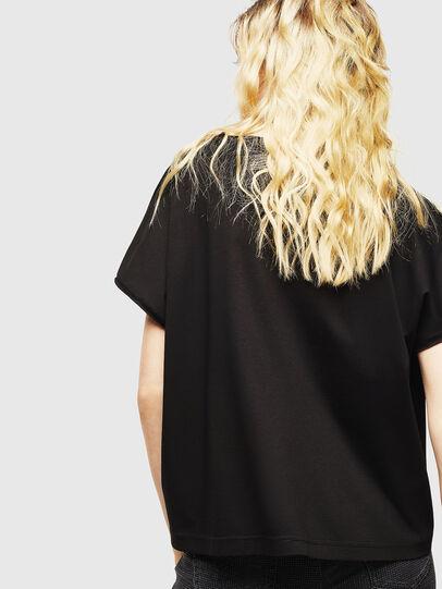 Diesel - T-JALA, Schwarz - T-Shirts - Image 2
