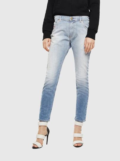 Diesel - Krailey JoggJeans 0099R, Hellblau - Jeans - Image 1
