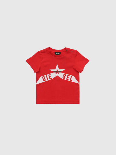 Diesel - TDIEGOA7B, Rot - T-Shirts und Tops - Image 1