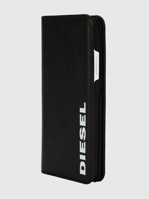 DIESEL 2-IN-1 FOLIO CASE FOR IPHONE XR,  - Klappcover