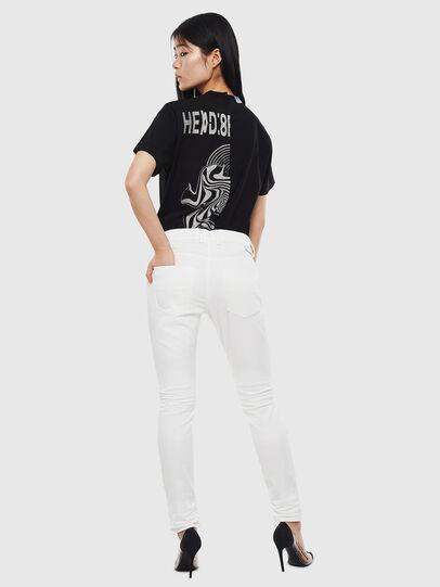 Diesel - Krailey JoggJeans 069DS, Weiß - Jeans - Image 2