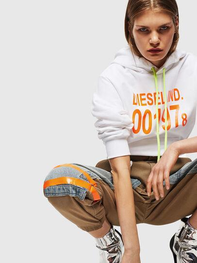 Diesel - S-GIRK-HOOD,  - Sweatshirts - Image 6