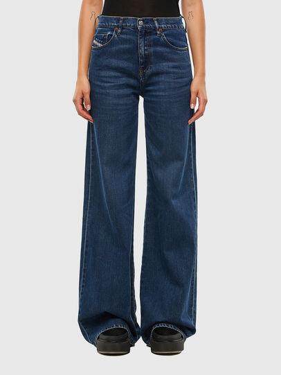Diesel - D-Akemi 009KE, Mittelblau - Jeans - Image 1