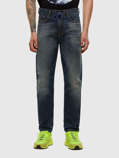 Diesel - D-VIDER JoggJeans® 069NT, Dunkelblau - Jeans - Image 1