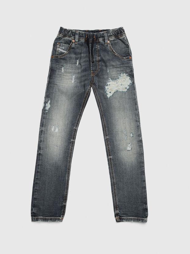 KROOLEY-J JOGGJEANS, Mittelblau - Jeans