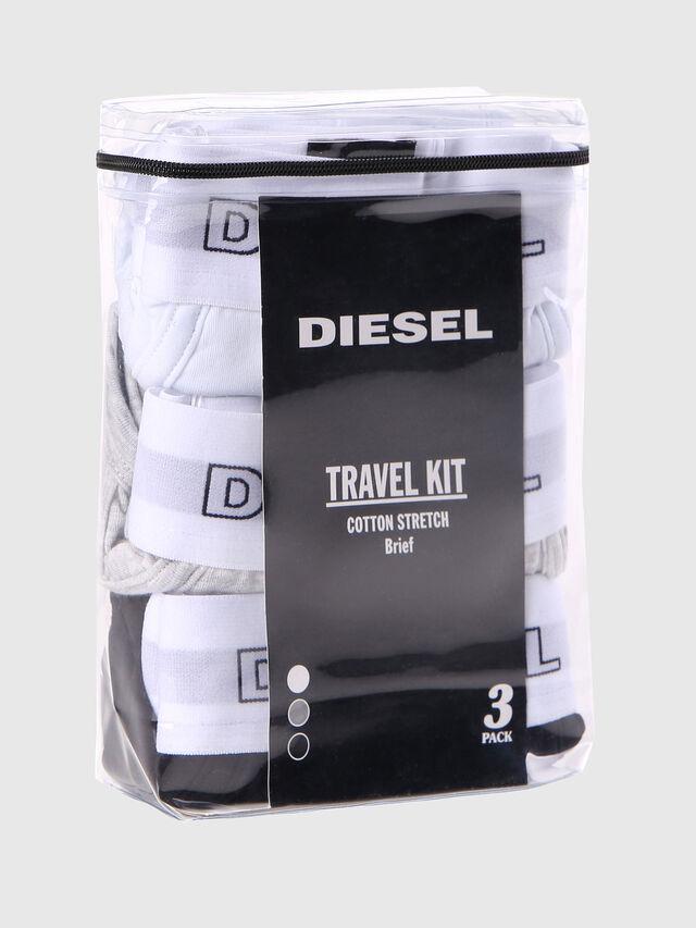 Diesel - UMBR-ANDRETHREEPACK, Weiß - Slips - Image 2