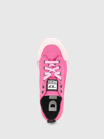 Diesel - S-ASTICO LOW CUT W, Rosa - Sneakers - Image 5