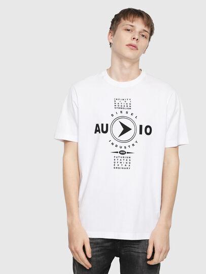 Diesel - T-JUST-Y2,  - T-Shirts - Image 1