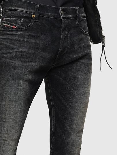 Diesel - Tepphar 0098B, Schwarz/Dunkelgrau - Jeans - Image 3