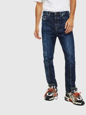 D-Vider 0092X, Mittelblau - Jeans