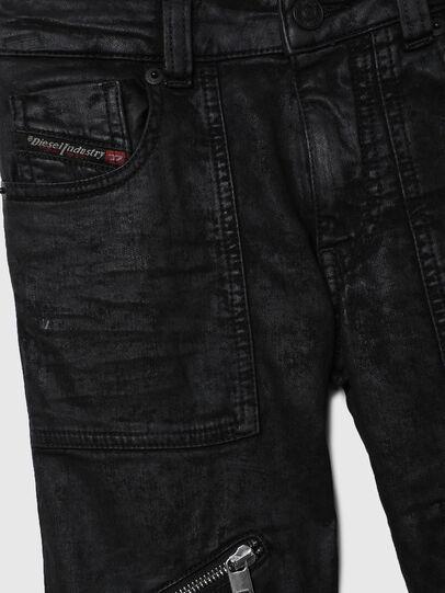 Diesel - D-DERROT-SP-J JOGGJEANS, Schwarz - Jeans - Image 3