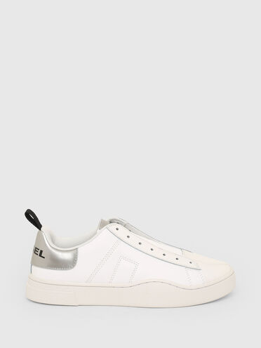 Reflektierende Sneaker ohne Verschluss