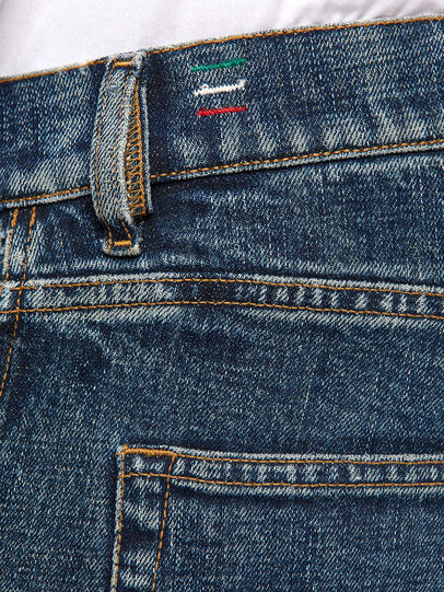 Diesel - D-Strukt 009AR, Mittelblau - Jeans - Image 5