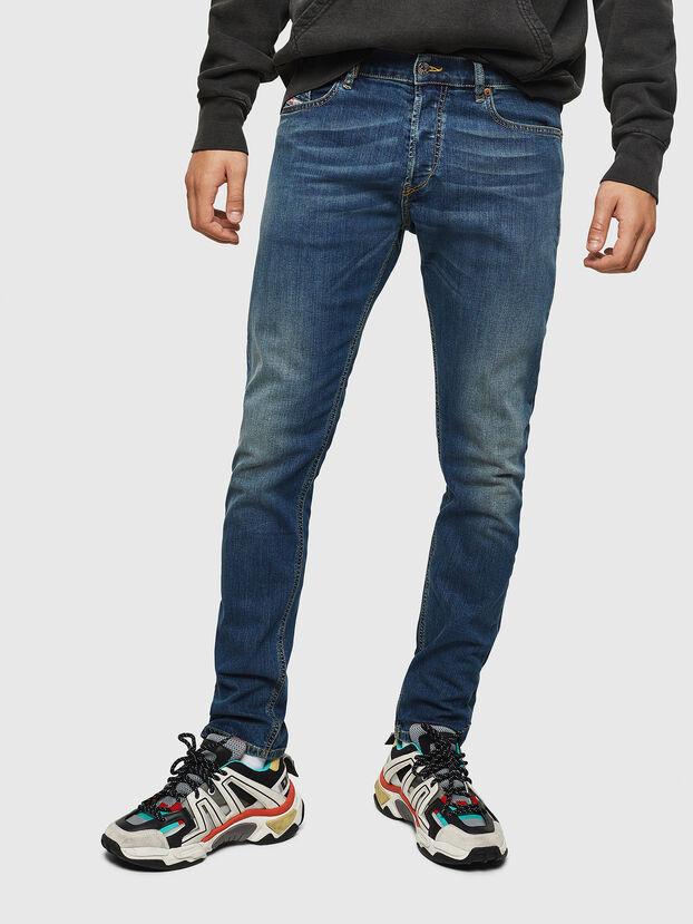 Tepphar 083AA, Mittelblau - Jeans