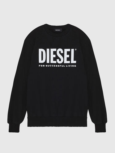 Sweatshirt mit Upfreshing-Behandlung
