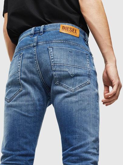 Diesel - Thommer 0097X, Mittelblau - Jeans - Image 5