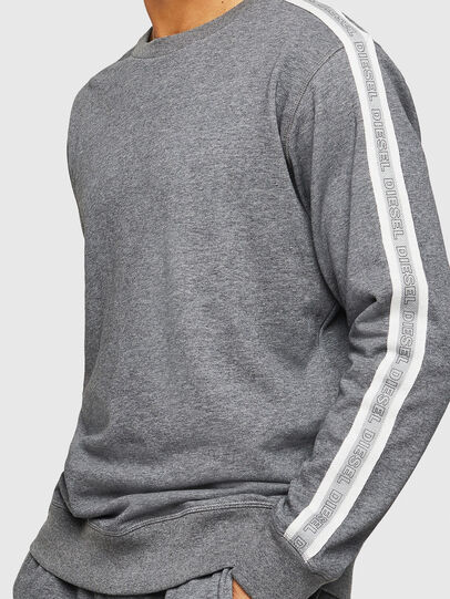 Diesel - UMLT-WILLY, Grau - Sweatshirts - Image 4