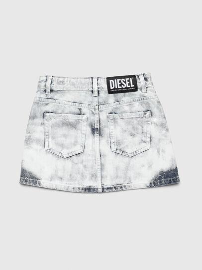 Diesel - GEJODY-R, Blau/Weiß - Röcke - Image 2