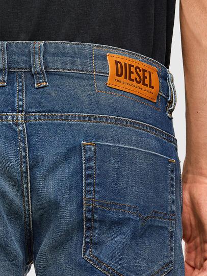 Diesel - Safado 009EI, Mittelblau - Jeans - Image 3