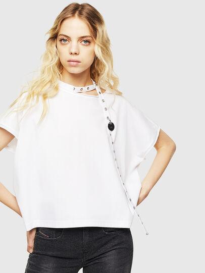 Diesel - T-JALA, Weiß - T-Shirts - Image 1