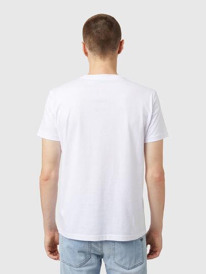 Diesel - T-DIEGOS-B5, Weiß - T-Shirts - Image 2