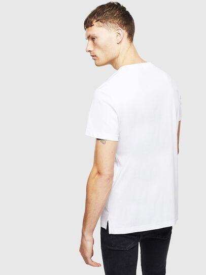 Diesel - T-GROSSI, Weiß - T-Shirts - Image 2