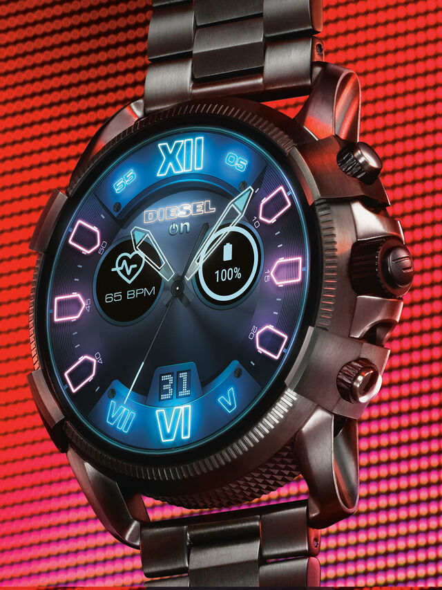 Diesel - DT2011, Silber - Smartwatches - Image 2