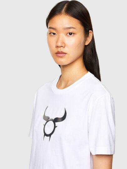 Diesel - CL-T-DIEGOS-O2, Weiß - T-Shirts - Image 6