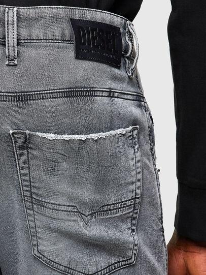 Diesel - Krooley JoggJeans® 069SN, Hellgrau - Jeans - Image 4
