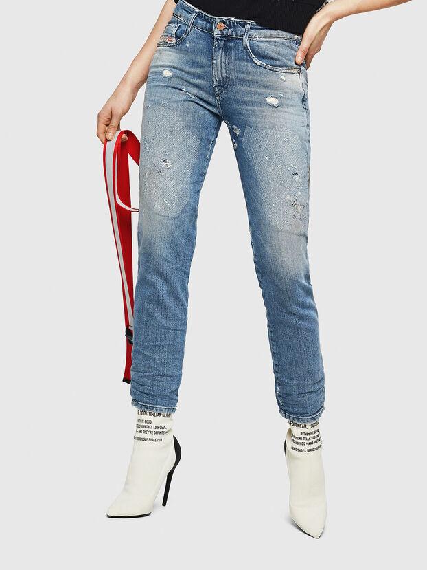 D-Rifty 084AL, Hellblau - Jeans
