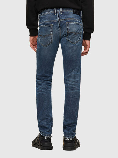 Diesel - Thommer JoggJeans® 069SR, Dunkelblau - Jeans - Image 2