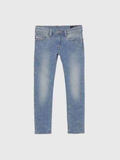 Diesel - SLEENKER-J JOGGJEANS-N, Blau - Jeans - Image 1