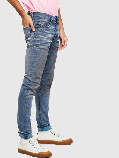 Diesel - Tepphar 009BN, Mittelblau - Jeans - Image 5