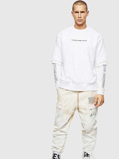 Diesel - S-MAGGY-SH-COPY,  - Sweatshirts - Image 5